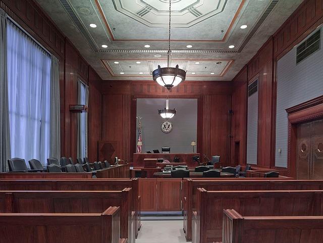 elderly at jury duty