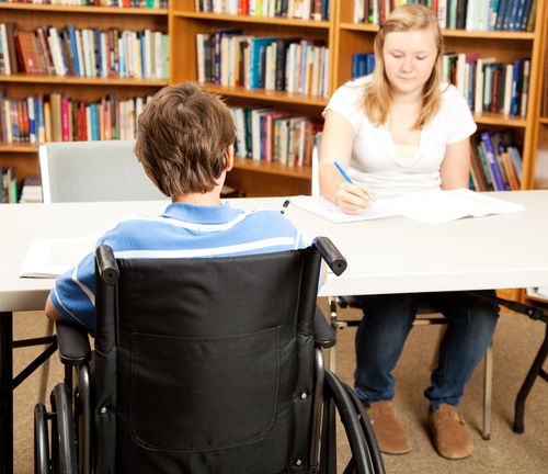 Law for Students with Special Needs