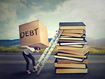 Discharged Student Loan Debt