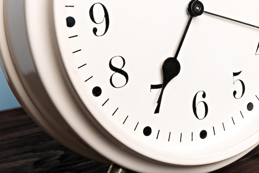 estate settlement time